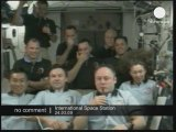 Obama appelle la station spatiale internationale
