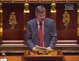 Christophe GUILLOTEAU loi de finances 2009 sécurité civile