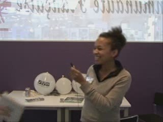 Vidéo de Maud Roegiers