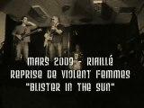 """Loose Day reprend Violent femmes """"Blister in the sun"""""""