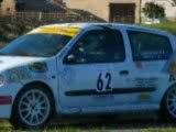 Rallye des Vignes de Régnié 2009 équipage GAUTHIER/CARTIER