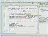 Visual Basic visual studio 2008 Parameterized Command