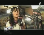 Sarah riani dans planet rap tv sur france ô