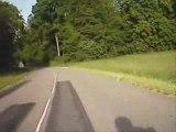 petit tour sympa en zx9r autour de Verdun