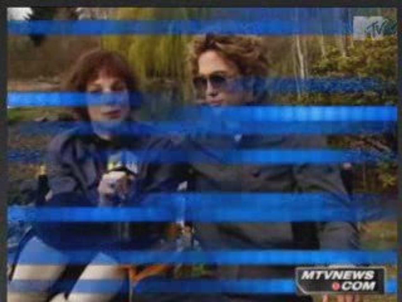 Twilight MTV Interviews