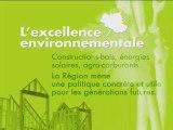 2 ans d'actions en région - L'excellence environnementale