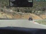 Circuit d'Ales VR6 vs 205 GTi vs clio RS