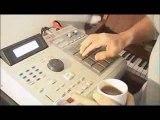 Comment crée un beat hip hop (avec une MPC 2000)