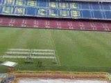 Barca 0002 ... La visite du stade Camp Nou à Barcelone