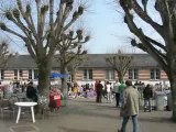 Nantes : vide grenier Ripossiens