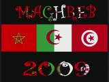 MAGHREB - 2009 maroc algérie tunisie