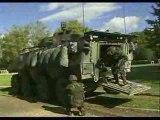 Véhicule blindé de combat de l'infanterie - VBCI