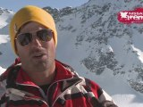 Nissan Xtreme - Verbier 09 - Bec des Rosses: a mythical face