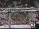 Edge vs John Cena (Steel Cage Match)