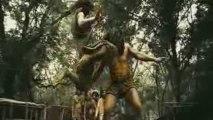 Scéne de combat dans Ong Bak 2 (Muay Thai Warrior) en HD