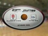 LFB 2008 2009 : J23 VILLENEUVE D'ASCQ / NANTES REZE