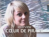 Interview Coeur de Pirate