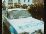 Escort Mk1 on 1972 RAC Rally