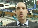 Basket : Paris Levallois - Charleville Mézières (89-60)