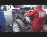 Clio Renault Sport V6 3.5L Mise en en route