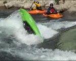 Stage regional midi pyrénées kayak freestyle