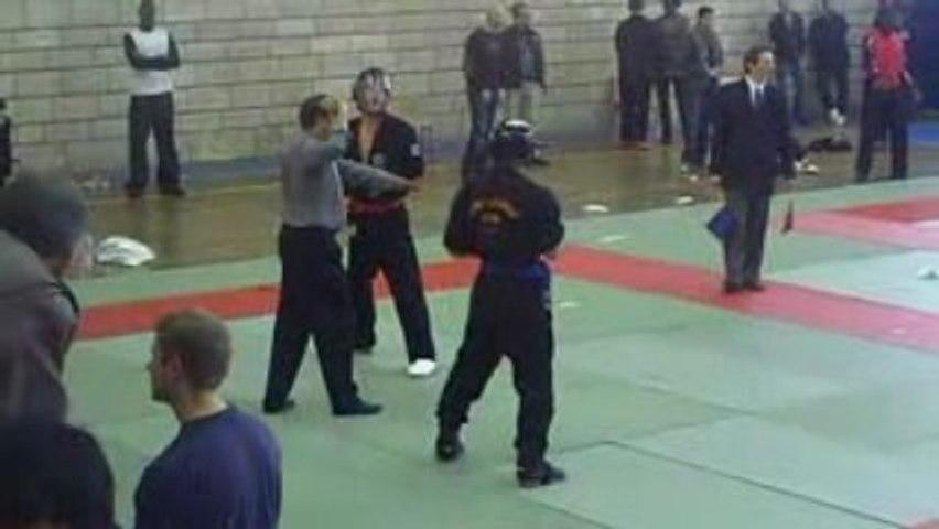 Championnat de France 2009 5eme combat final (partie 2)