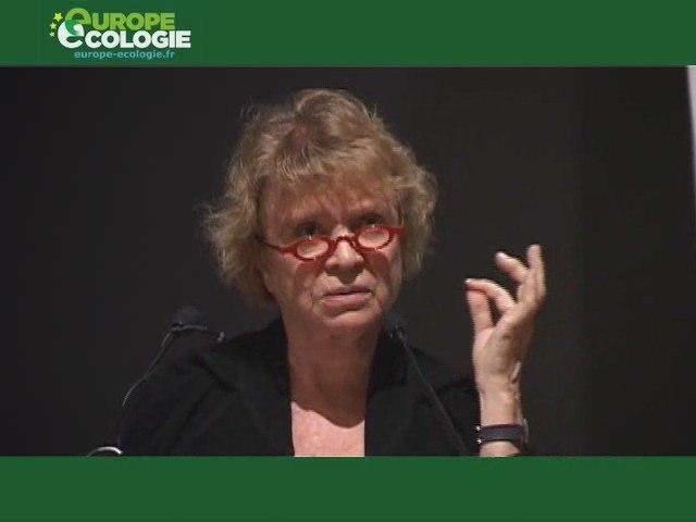 Européenne Eva Joly : l'appétence infinie de certains