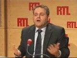 Xavier Bertrand invité de RTL (31/03/09)