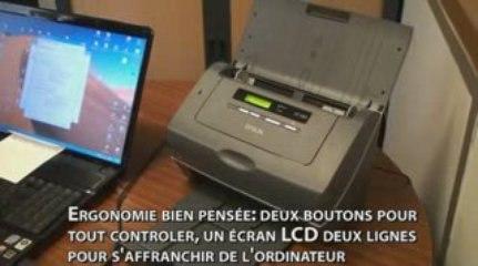 Epson GT-S50, le scanner GED qui impressionne