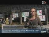 Hérouville-Saint-Clair : Des Parents bloquent une école