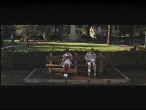 """Anuncio en CineStar de """"Forrest Gump"""""""
