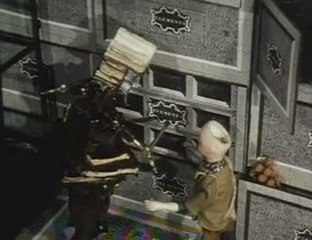 Brothers Quay -1984- The Cabinet of Jan Svankmajer