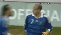 Angleterre espoirs 0-2 France espoirs - But Obertan