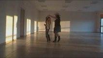 Western Barn Dance décomposée par le Chey'Aisne Country Club