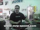 Andretti Benelli Scooters MRP upgrades
