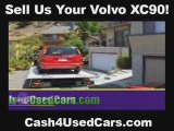 Sell My Used Volvo XC90 Needles