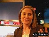 Hala Gorani de CNN parle des relations Fance Etats-Unis