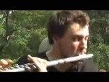 Greg Patillo Hard nkock lifebeat box à la flute traversiere