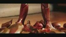 Iron man vs Bruce Lee crée par Patrick Boivin