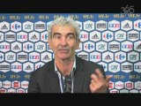Football365 : La réaction de Domenech après France-Lituanie