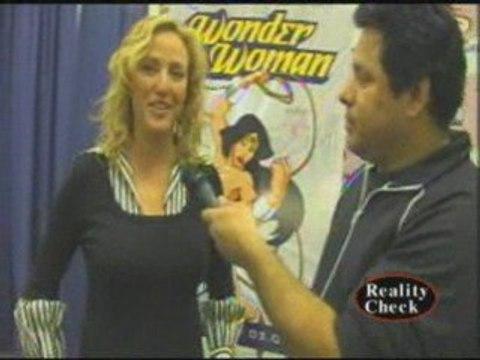 Wonder Con 09 part 2:Virginia Madsen,Adam West
