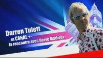 """Darren Tulett, l'interview par myFoot : """"Hervé Mathoux"""""""