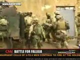 IRAK Battle for fallujah