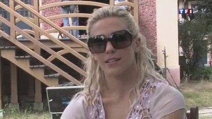 """Lorie """"De Feu et de Glace"""" - Lundi 20 avril 2009 sur TF1"""