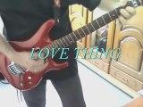 JOE SATRIANI - LOVE THING  guitare cover