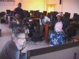 Le tableau blanc interactif au Mali