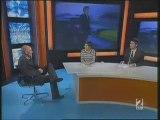 Michael Stipe (REM) Entrevista en La 2 Noticias