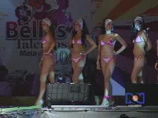RCN Colombia News April 5, 2009 AM: Señorita Meta Special
