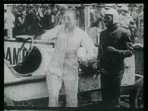 Laurel & Hardy – Four Wheeled Terror