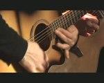 Ange Torre nous joue un petit morceau de guitare manouche !
